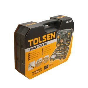 119PCS TOOL SET- 85350 Tolsen 3