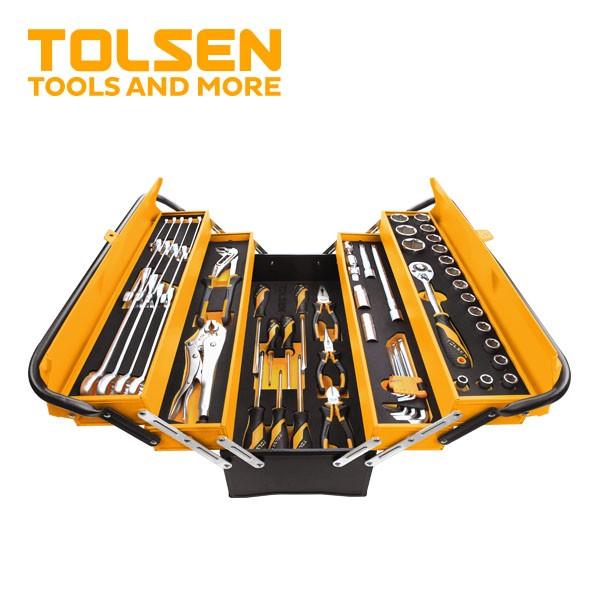 60PCS TOOL SET- 85401 Tolsen