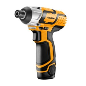 Tolsen Li-On Impact Drill (12V) Soft Grip Handle- 79025